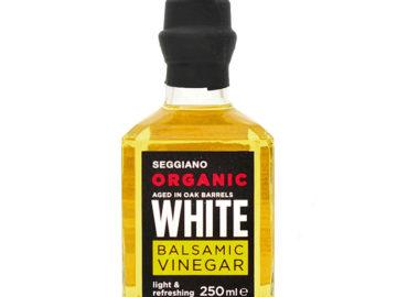 Seggiano White Balsamic Vinegar Organic