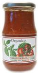 Organico Tomato & Basil Pasta Sauce 340g