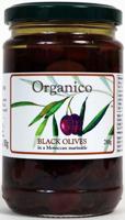 Organico Black Olives In Moroccan Marinade Organic