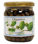 Organico Capers In Brine 205g