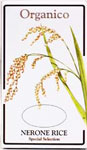 Organico Nerone Rice