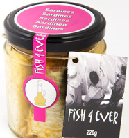 Fish 4 Ever Sweet & Sour Sardines