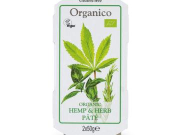 Organico Hemp & Herb Pate Organic