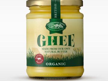 Netherend Farm Ghee Organic