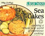 Clear Spot Tofu Sea Cakes Organic