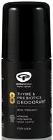 Green People Organic #8 Thyme & Prebiotics Deodorant for Men