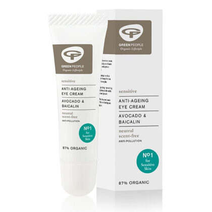 Green People Anti-Ageing Neutral Eye Cream Sensitive Organic