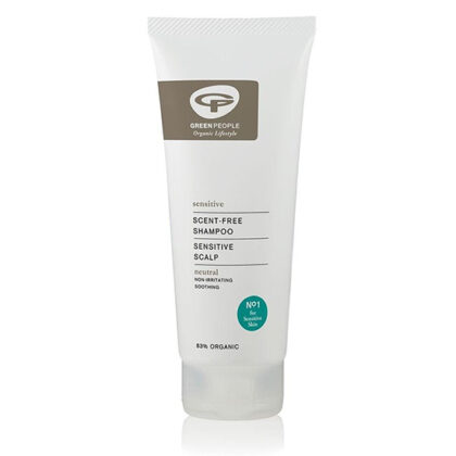Green People Scent Free Shampoo Organic