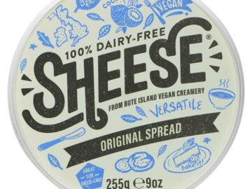 Bute Island Original Creamy Sheese 100% Dairy Free