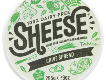 Bute Island Chives in Creamy Sheese