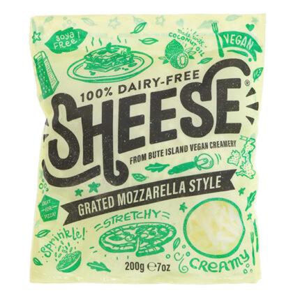 Bute Island Sheese Mozzarella Style Grated