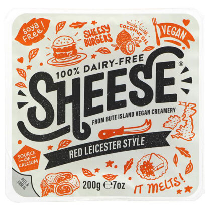 Bute Island Sheese Red Leicester Style