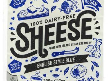Bute Island Blue English Style Dairy Free Sheese