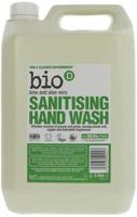 Bio D Lime & Aloe Vera Sanitising Hand Wash 5l