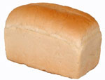 Authentic Bread Co. White Organic 800g