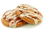 Authentic Bread Co. Cinnamon & Raisin Danish Org (x2)