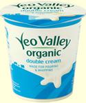 Yeo Valley Organic Double Cream 227ml