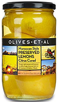 Olives Et Al Preserved Lemons