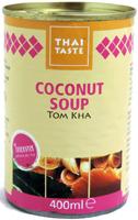 Thai Taste Coconut Soup