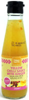 Thai Taste Yellow Chilli Sauce With Ginger