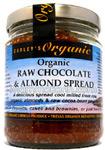Carley's Organic Raw Chocolate Amazing Almond Super Spread