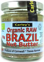 Carley's Raw Brazil Nut Butter Organic
