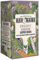 Heath & Heather Digestive Super Seeds Tea Organic