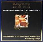 Booja-Booja Organic Around Midnight Espresso Truffles Organic