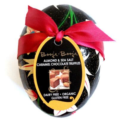 Booja Booja Almond & Sea Salt Caramel Fresh Truffle Egg