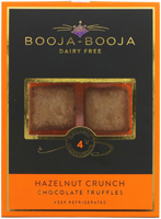 Booja Booja Hazelnut Crunch Vegan Chocolate Truffles Organic