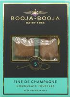 Booja Booja Fine De Champagne Chocolate Truffles Organic
