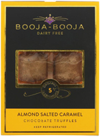 Booja Booja Almond Salted Caramel Truffles Organic