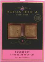 Booja Booja Raspberry Vegan Chocolate Truffles Organic