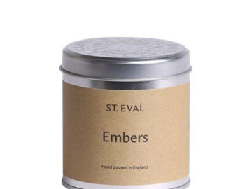 St. Eval Candle Co. Embers Candle In A Tin