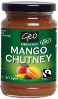 Geo Organics Mango Chutney Organic