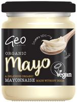 Geo Organics Vegan Mayo Organic