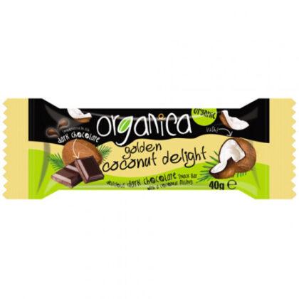 Organica Vegan Golden Coconut Bar