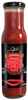 Geo Organics Sweet Chilli Dipping Sauce Organic