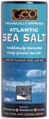 Geo Organics Finely Ground Atlantic Sea Salt