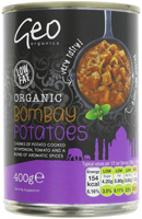 Geo Organics Bombay Potatoes Organic