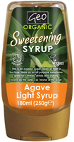 Geo Organics Agave Light Syrup Organic