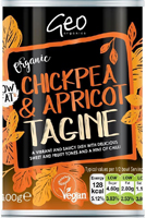 Geo Organics Chickpea & Apricot Tagine Organic