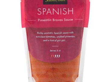 Seasoned Pioneers Spanish Pimenton Bravas Sauce