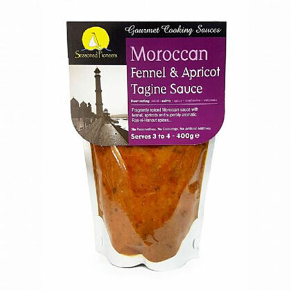 Seasoned Pioneers Moroccan Fennel & Apricot Tagine Sauce