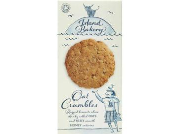 Island Bakery Oat Crumbles Organic
