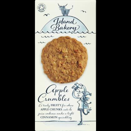 Island Bakery Apple Crumbles Organic