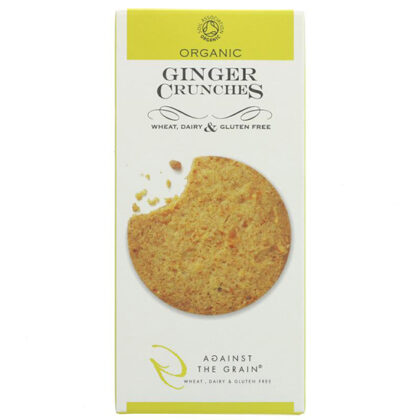 Against The Grain Ginger Crunches Organic
