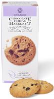 Against The Grain Choc Chip & Hazelnut Cookies Organic