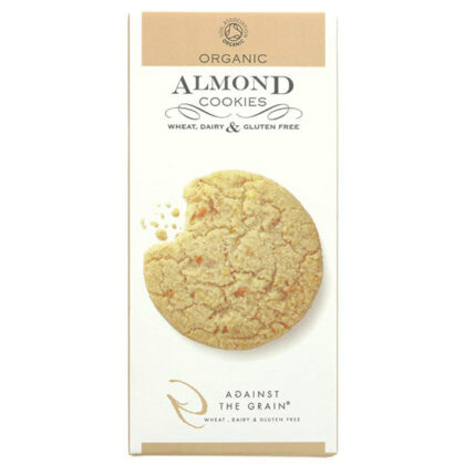 Against The Grain Almond Cookies Organic