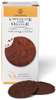 Against The Grain Chocolate & Orange Cookies Organic